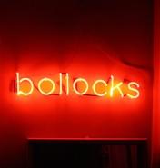 bollocks